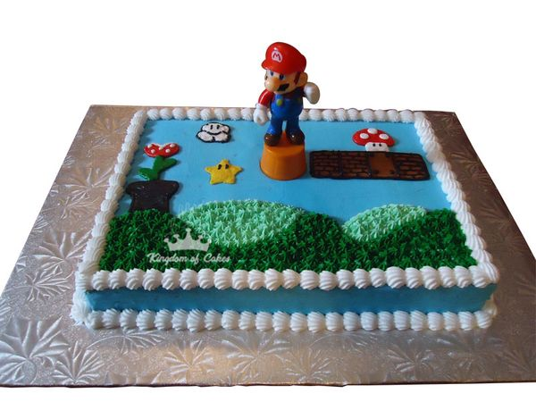 Bang on Mario