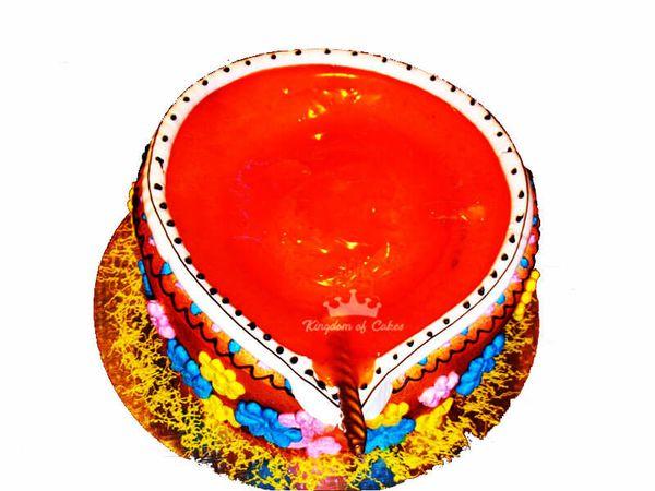Crackling Diwali