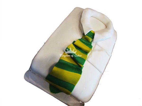 Crumpled Tie