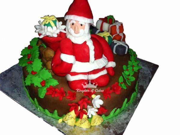 Fun Santa