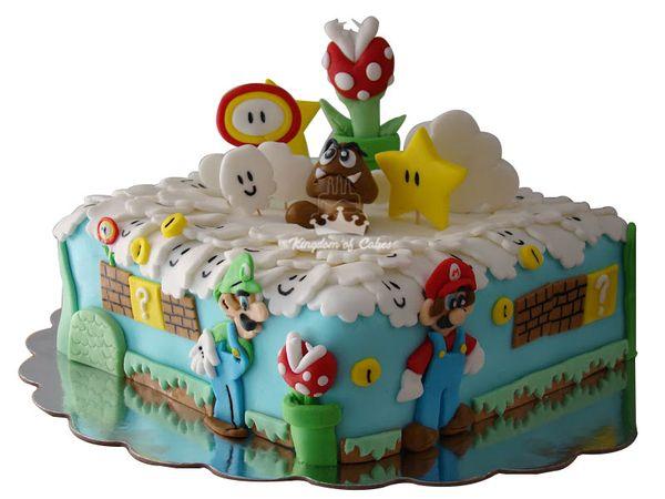 Go, Icy Mario