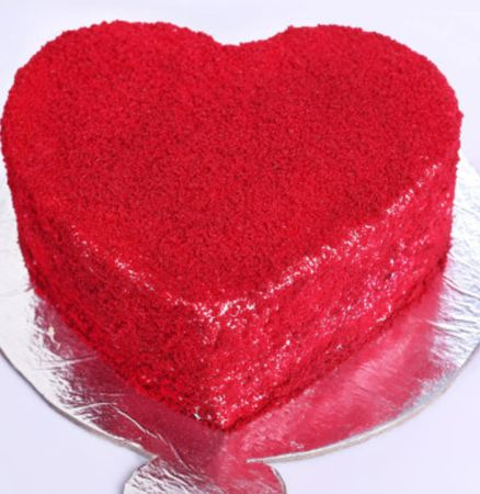 Hearty Red Velvet