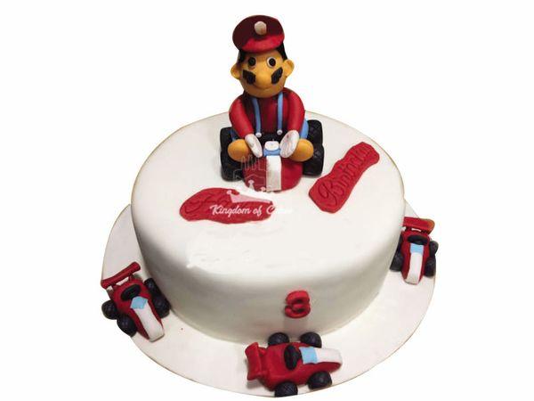 It's a-me, Mario!