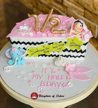 Its My Half Birthday