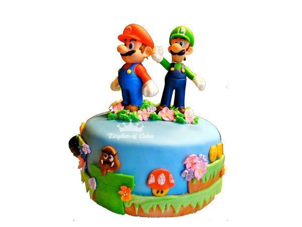 Mario Bestie Forever
