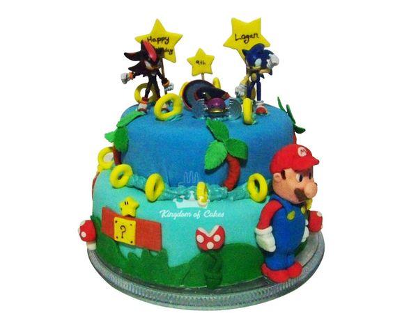 Mario Drills