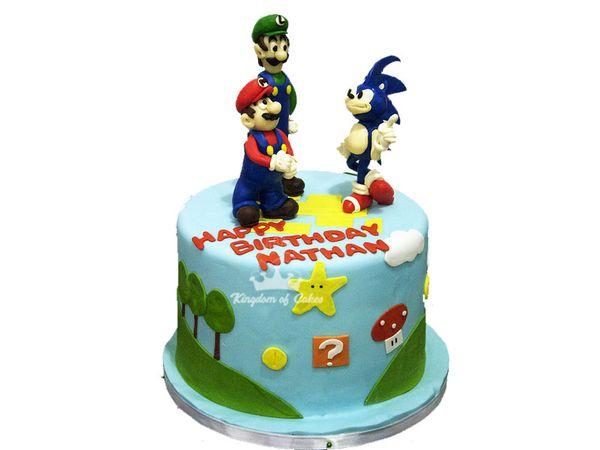 Mario O Mario