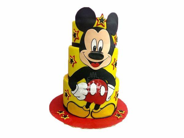 Mickey's Life