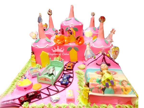 Sugar plum princesses