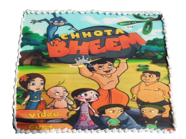 The adventures of Chhota Bheem