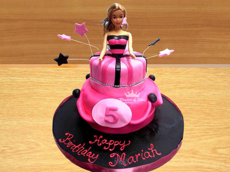 Barbie with Stars