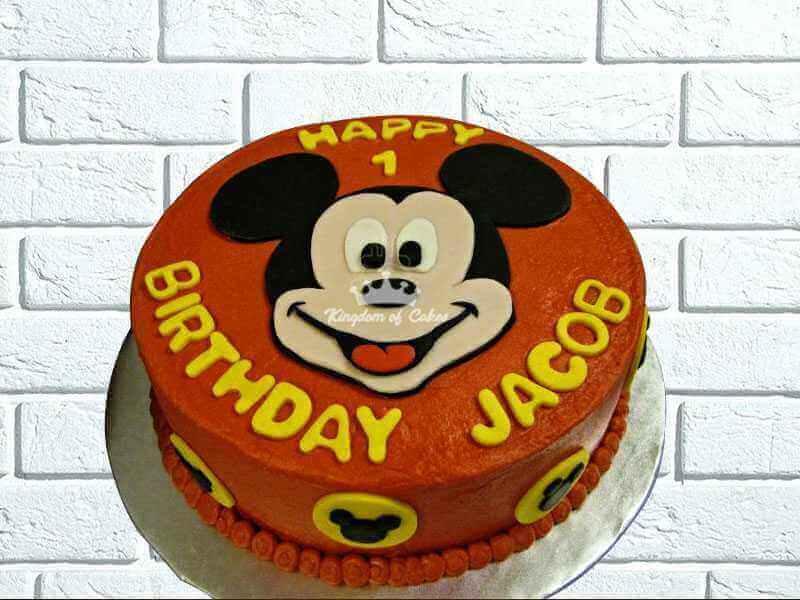 Jolly Mickey