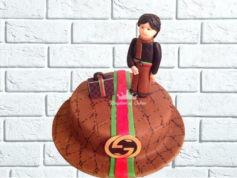Musafir hoon yaaron! Birthday cake