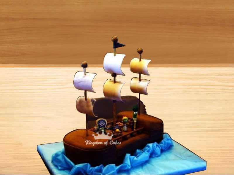 Pirates of Sinful Sugar
