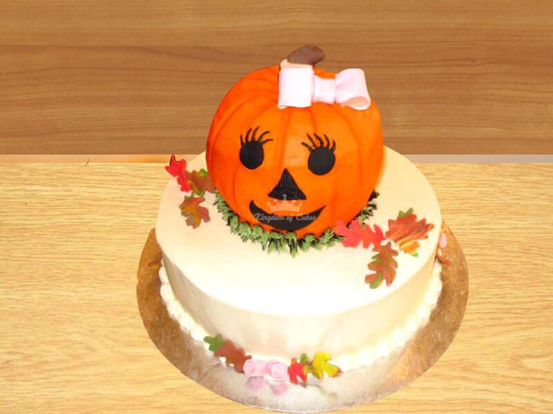 Pumpkin gleam