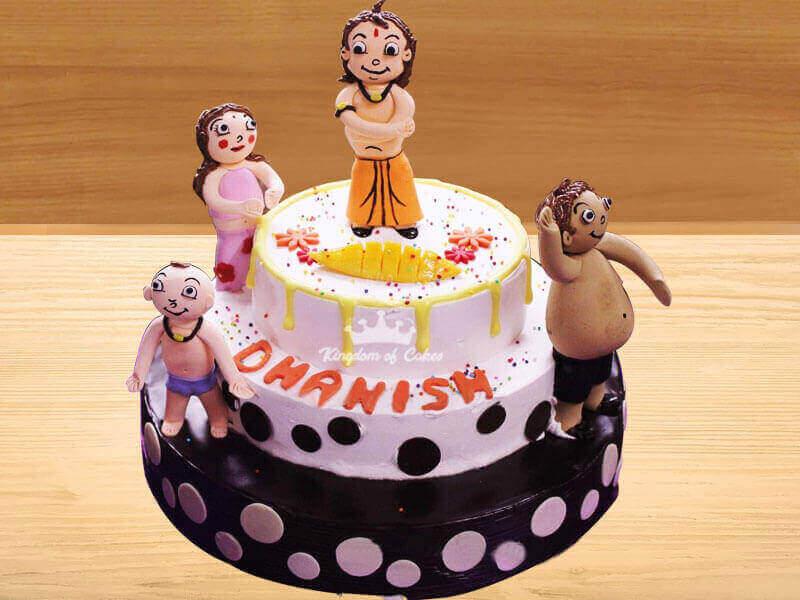Summer fun with Chhota Bheem