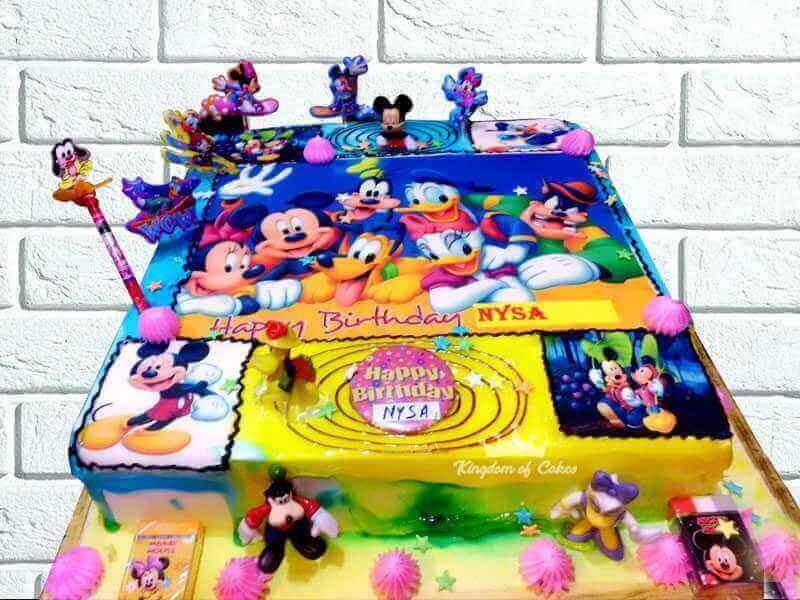 Wonders of Mickey & Donald